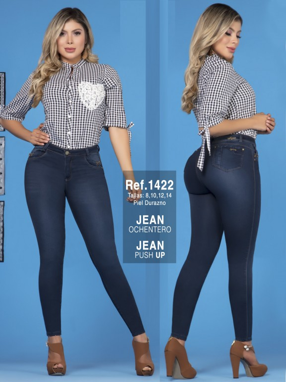 Jeans Colombiano - Ref. 279 -1422