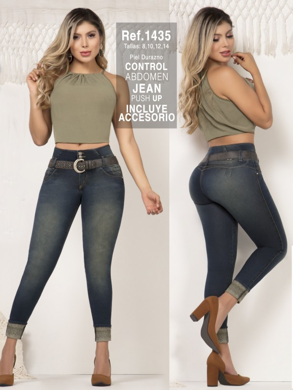 Jeans Colombiano - Ref. 279 -1435