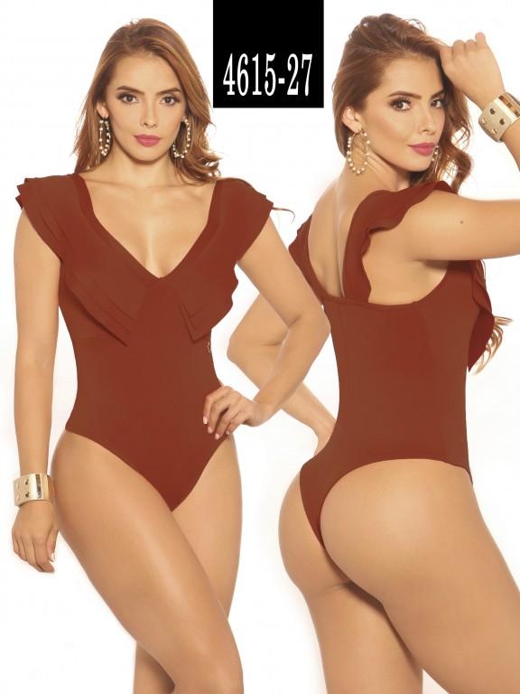 Blusa Moda Colombiana - Ref. 252 -4615-27 Terracota