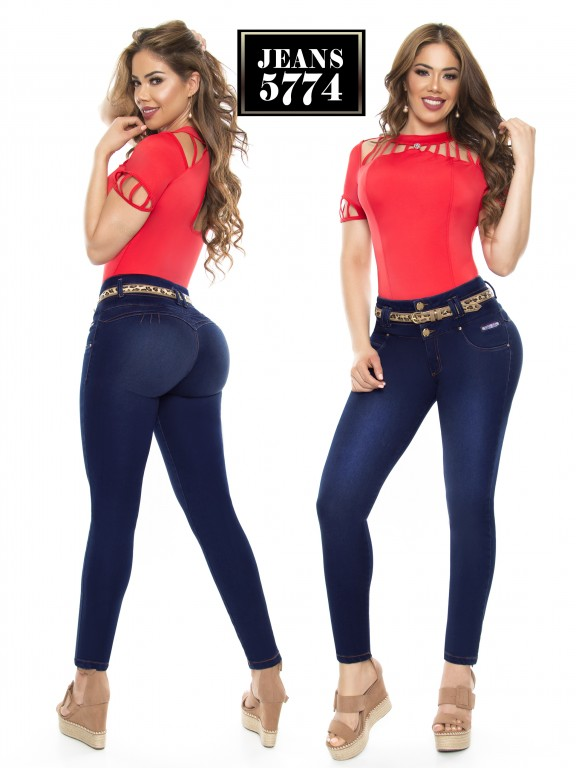Jeans Colombianos - Ref. 283 -5774
