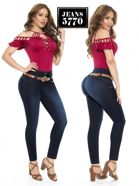 Jeans Colombianos - Ref. 283 -5770
