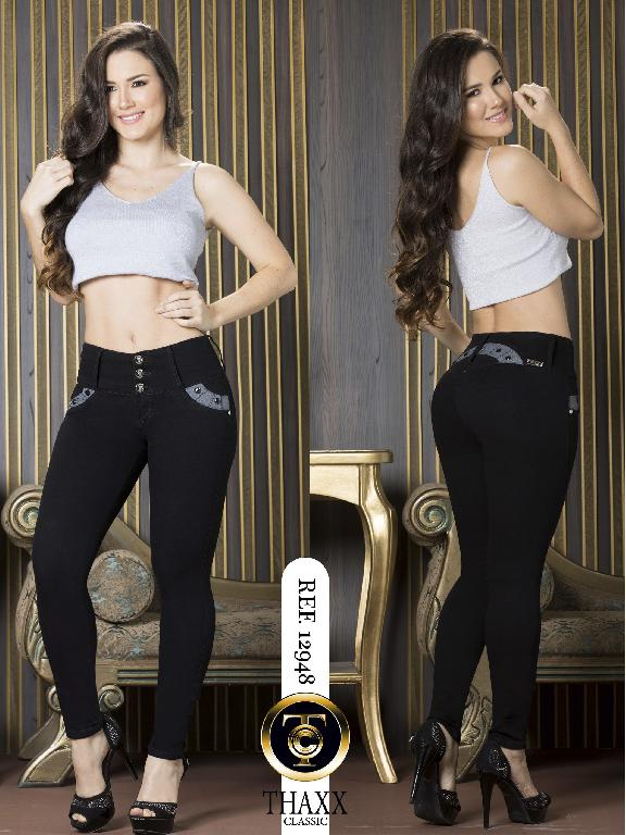 Jeans Levantacola Thaxx Classic - Ref. 119 -12948 TC