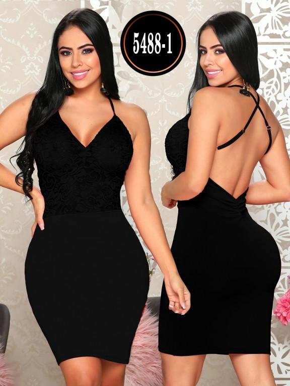 Colombian Dress - Ref. 119 -5488-1