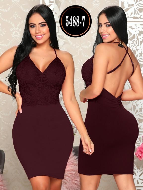 Colombian Dress - Ref. 119 -5488-7