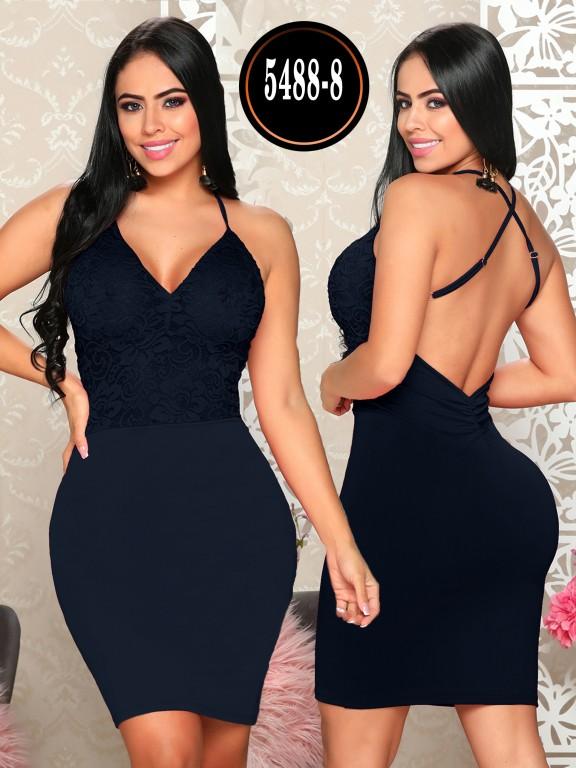 Colombian Dress - Ref. 119 -5488-8