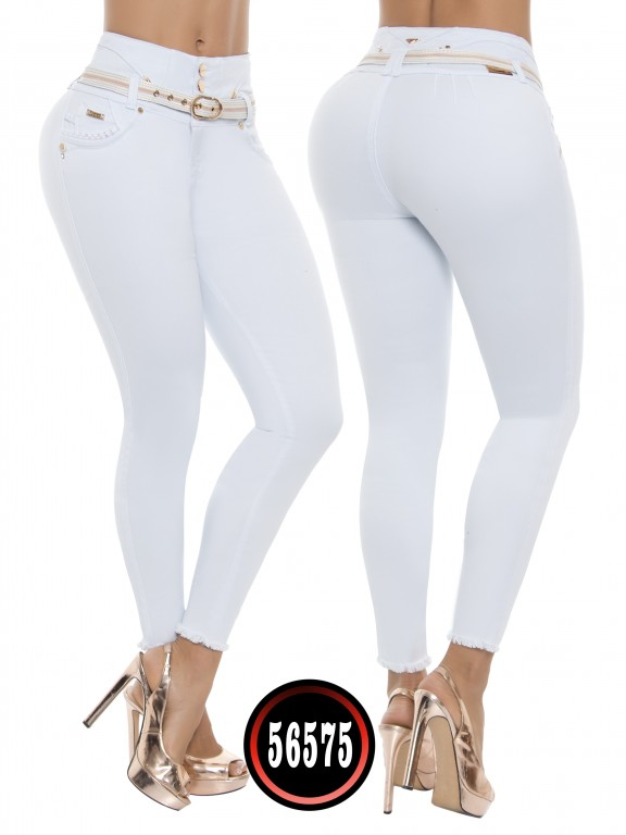 Jeans Colombiano - Ref. 248 -56575-D
