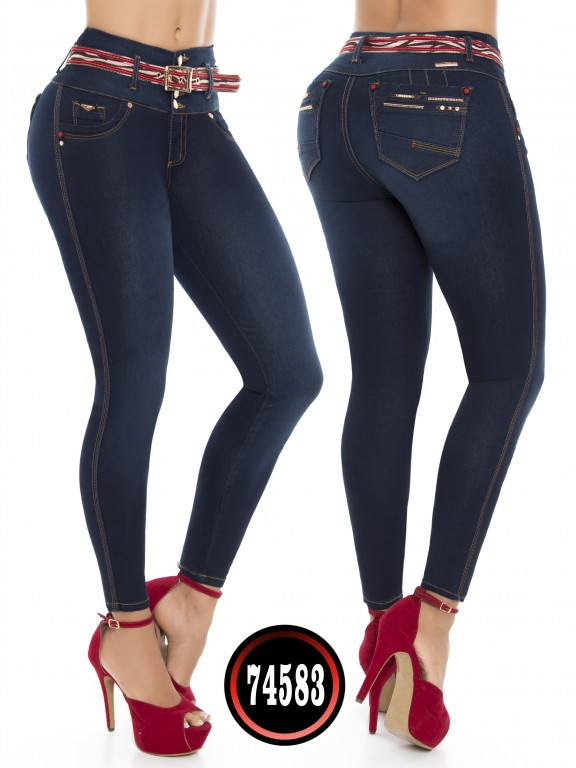 Jeans Colombiano - Ref. 248 -74583-D