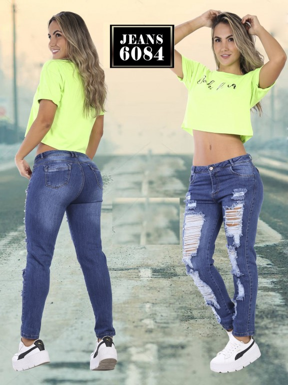 Jeans  Colombiano  - Ref. 119 -6084