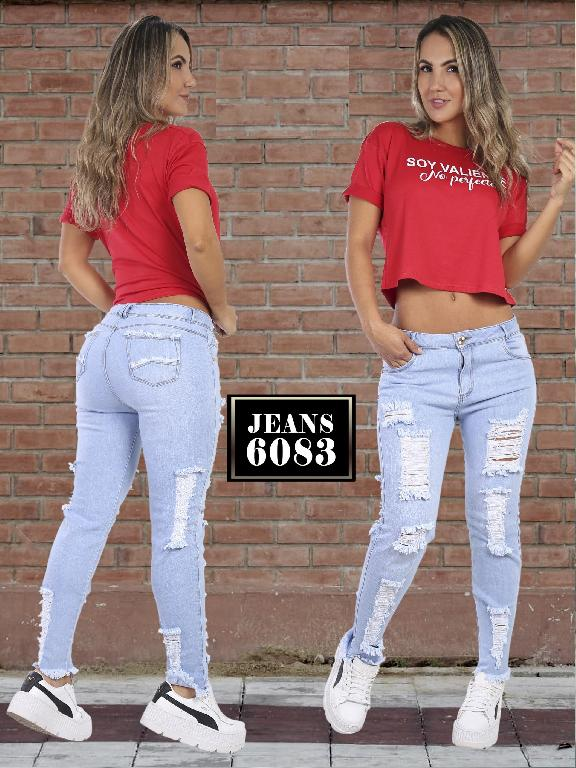 Jeans  Colombiano  - Ref. 119 -6083