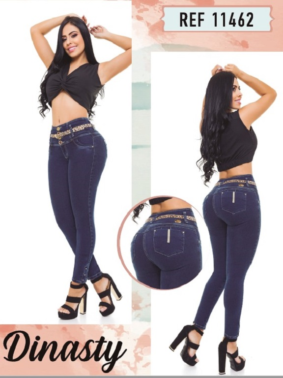 Jeans Colombianos - Ref. 101 -11462 Dinasty