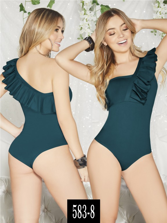 Body Colombiano - Ref. 268 -583-8 Verde
