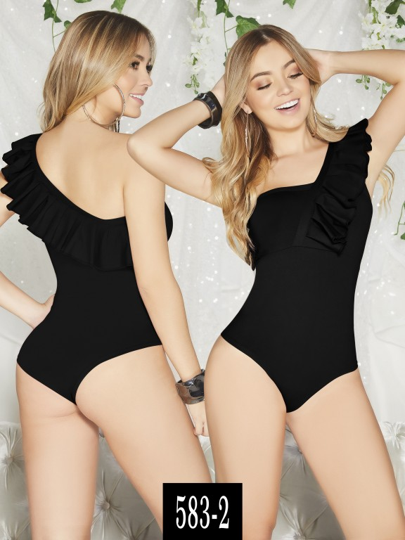 Body Colombiano - Ref. 268 -583-2 Negro
