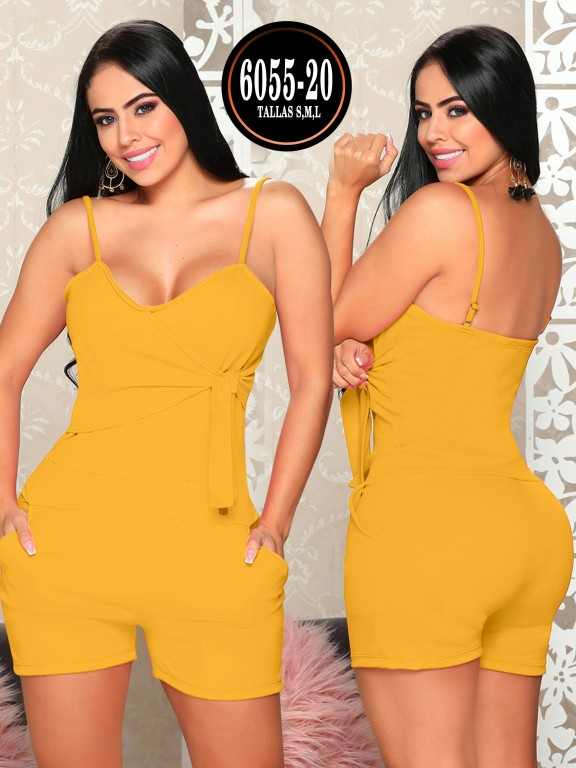 Colombian Romper by Thaxx - Ref. 119 -6055-20