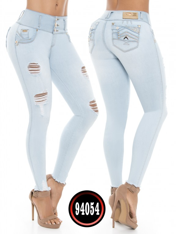Jeans Colombiano - Ref. 248 -94054-D