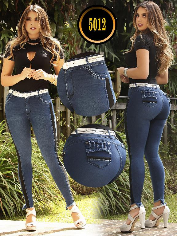 Colombian Butt lifting Jean - Ref. 119 -5012 S