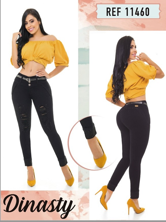 Jeans Colombianos - Ref. 101 -11460 Dinasty