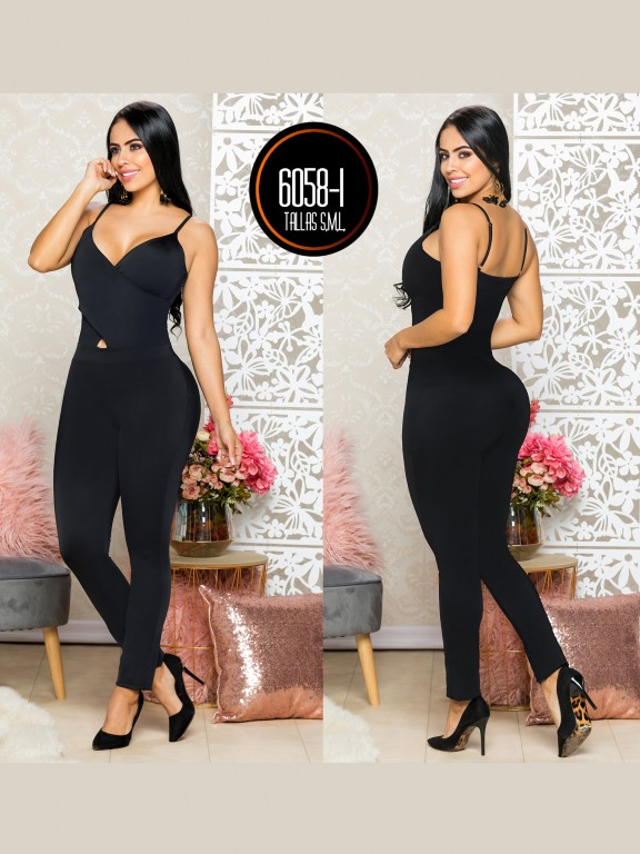 Colombian Romper by Thaxx - Ref. 119 -6058-1