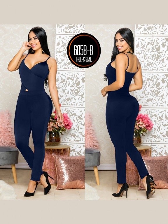 Colombian Romper by Thaxx - Ref. 119 -6058-8