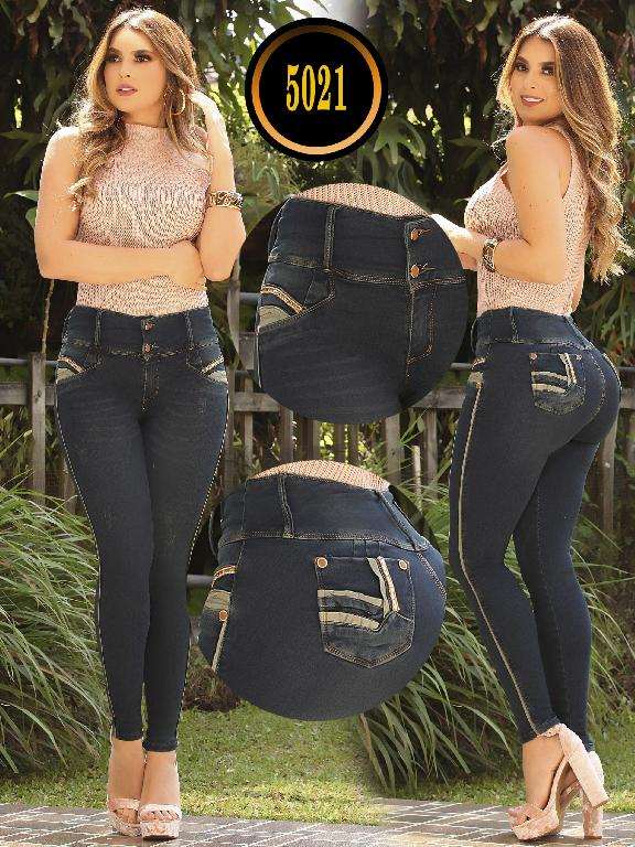 Colombian Butt lifting Jean - Ref. 119 -5021S