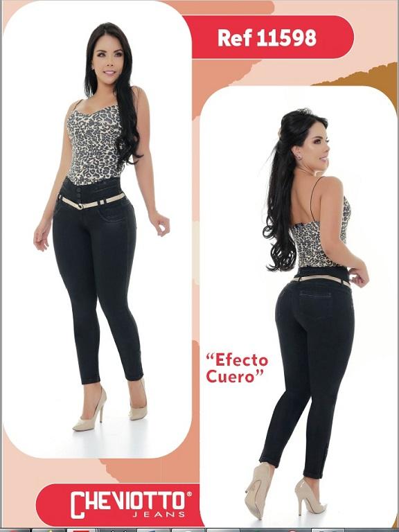 Jeans Colombiano Cheviotto - Ref. 101 -11598