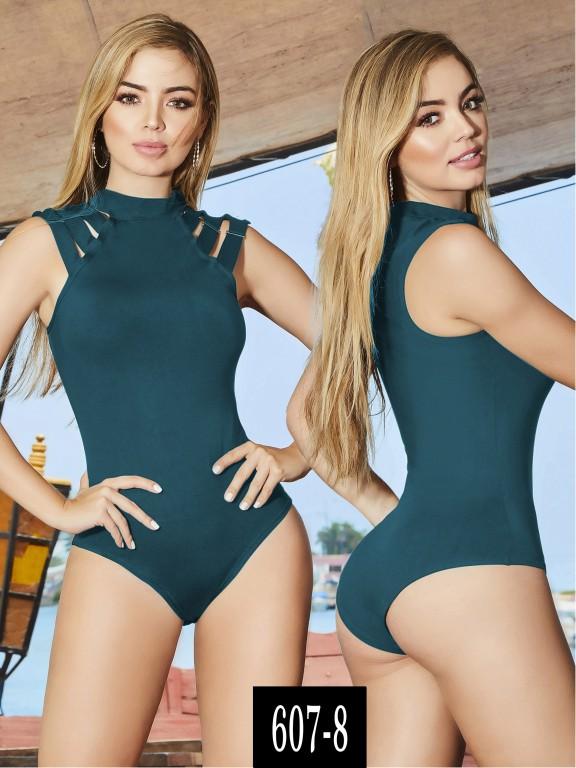 Body Colombiano - Ref. 268 -607-8 Verde