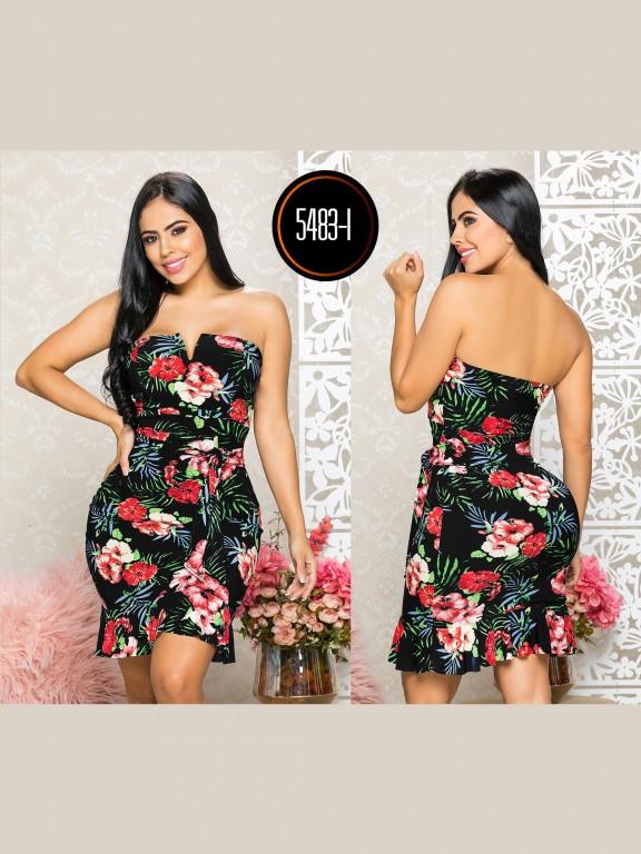 Colombian dress - Ref. 119 -5483-1