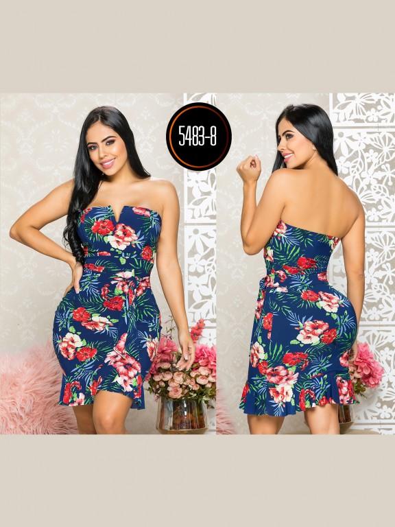 Colombian dress - Ref. 119 -5483-8