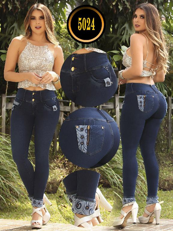 Colombian Butt lifting Jean - Ref. 119 -5024