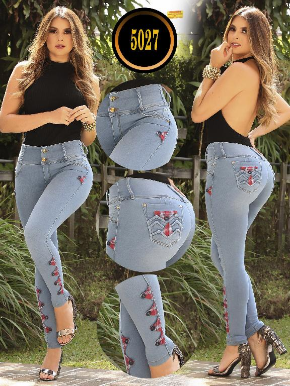 Colombian Butt lifting Jean - Ref. 119 -5027 S