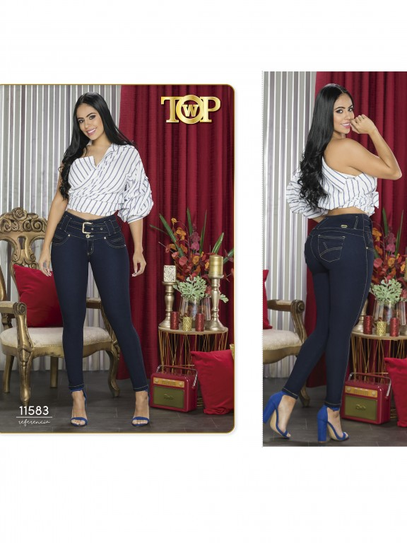 Jeans Colombiano - Ref. 123 -11583 TW