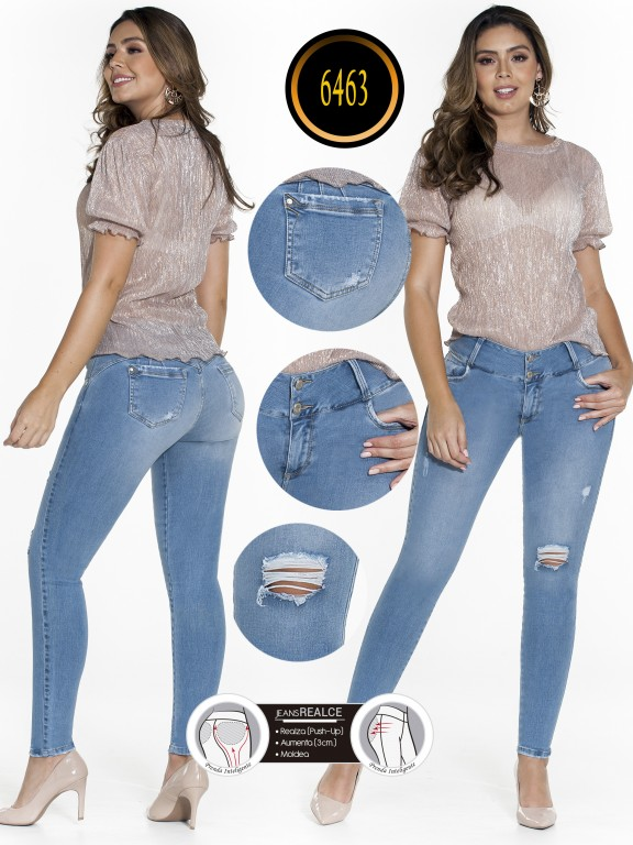 Jeans Colombianos  - Ref. 278 -6463