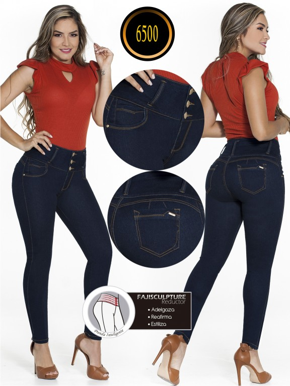 Jeans Colombianos  - Ref. 278 -6500