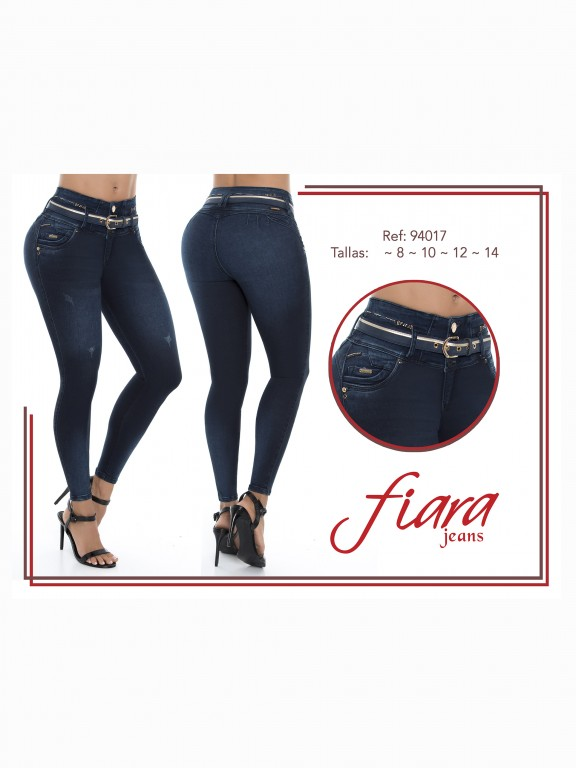 Jeans Colombiano - Ref. 248 -94017-D
