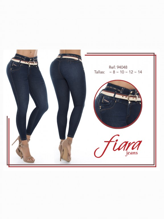 Jeans Colombiano - Ref. 248 -94048-D