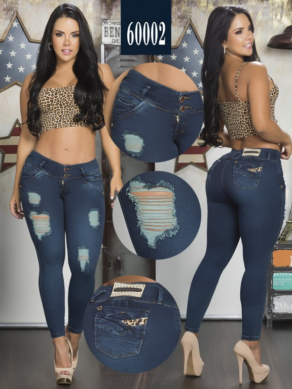 Jeans Clasico Colombiano - Ref. 285 -60002