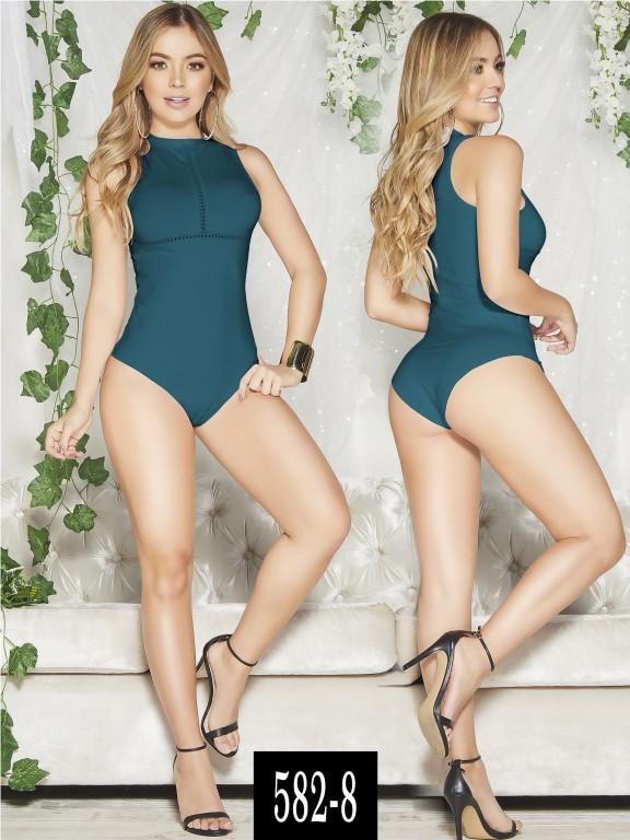 Body Colombiano - Ref. 268 -582-8 Verde