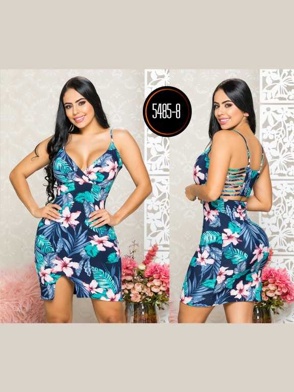 Colombian dress - Ref. 119 -5485-8