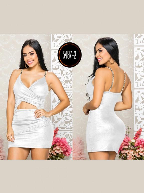 Colombian dress - Ref. 119 -5487-2