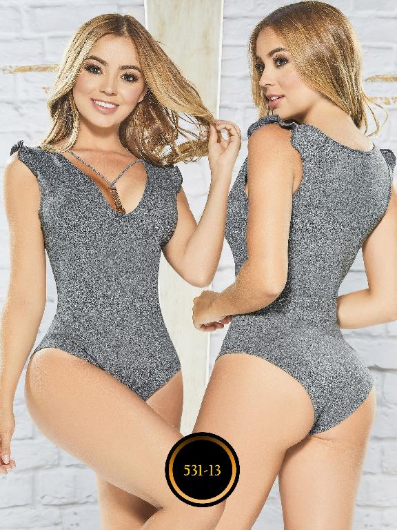 Body Colombiano - Ref. 268 -531-13 Gris