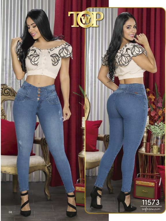 Jeans Colombiano - Ref. 123 -11573 TW