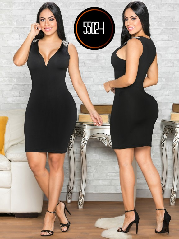 Colombian dress - Ref. 119 -5502-1