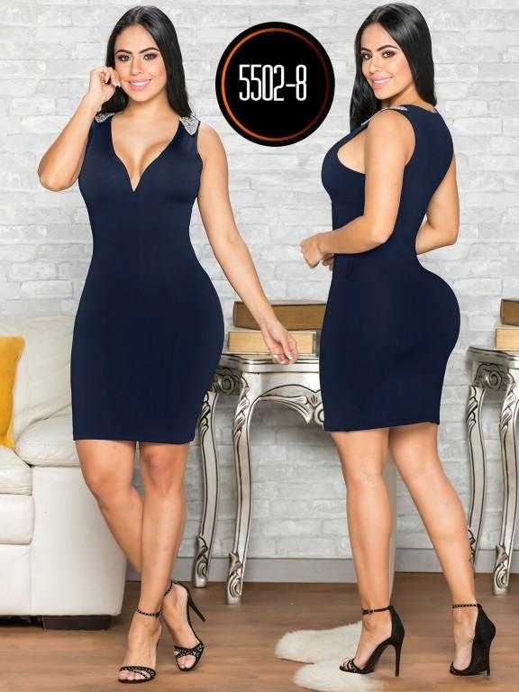 Colombian dress - Ref. 119 -5502-8
