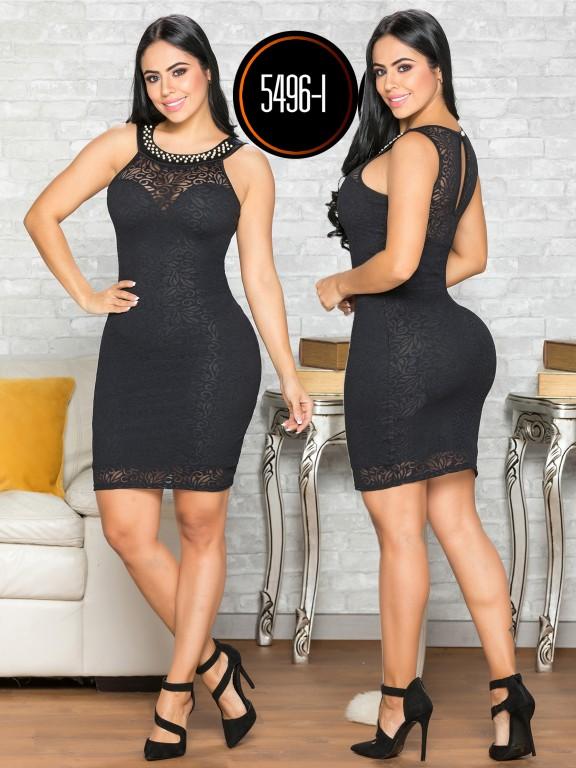Colombian dress - Ref. 119 -5496-1