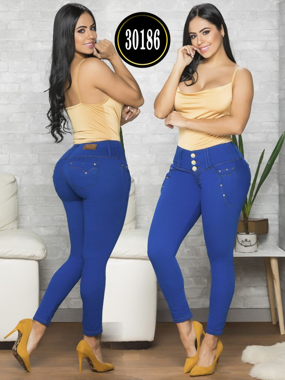 Colombian Butt lifting Jean - Ref. 119 -30186TE