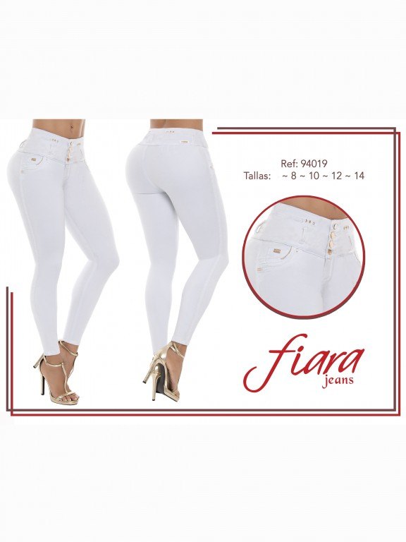 Jeans Colombiano - Ref. 248 -94019-D