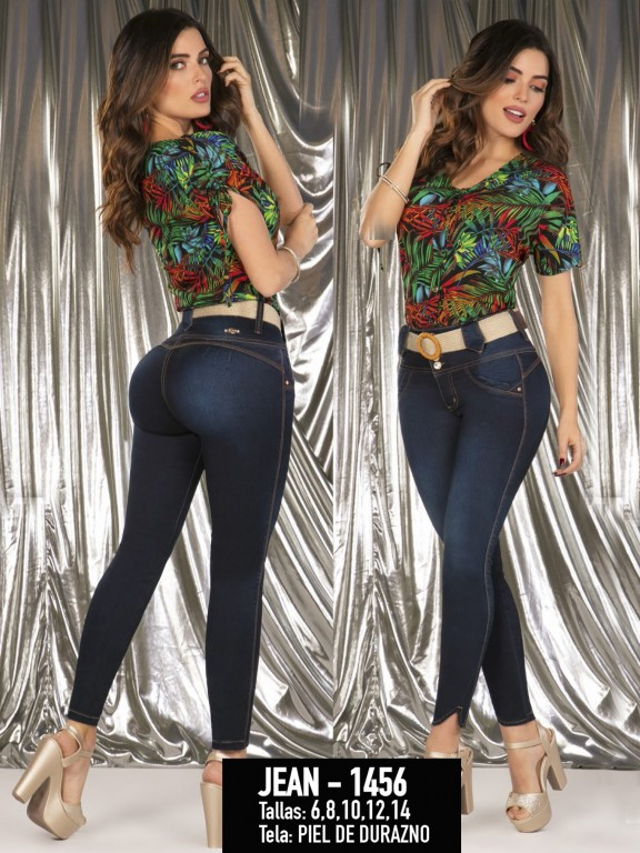 Jeans Colombianos - Ref. 279 -1456