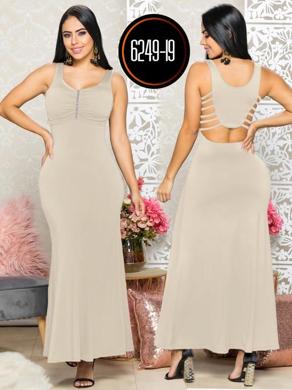 Colombian Fashion Dress - Ref. 119 -6249-19