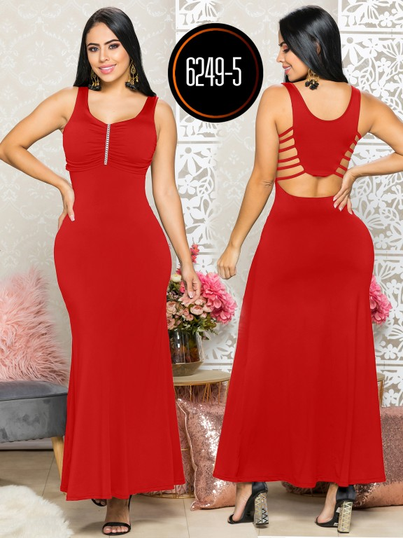 Colombian Fashion Dress - Ref. 119 -6249-5