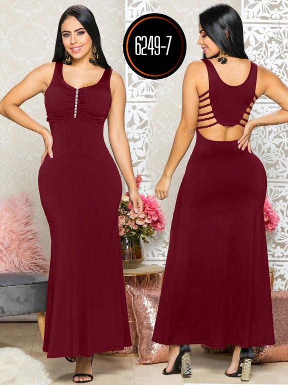 Colombian Fashion Dress - Ref. 119 -6249-7