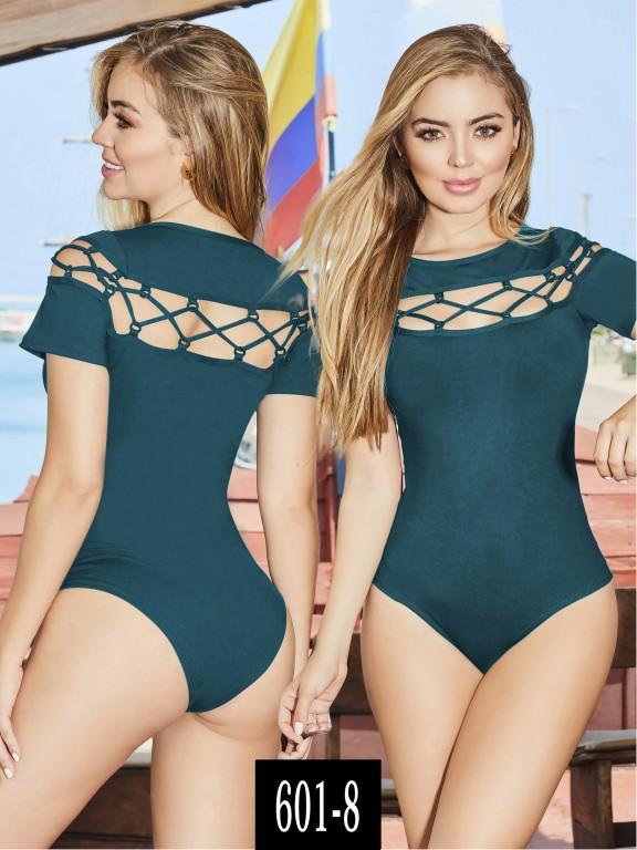Body Colombiano - Ref. 268 -601-8 Verde